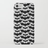 bats iPhone & iPod Cases featuring Bats by Sney1