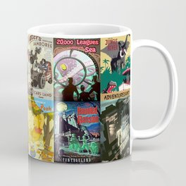 Amusement Rides Coffee Mug