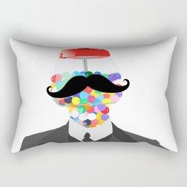 The Candy Dandy Rectangular Pillow