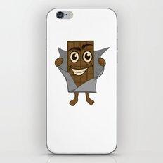 Chocolate Exhibition iPhone & iPod Skin