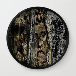 Phillip of Macedon  series 5 Wall Clock