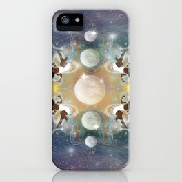 MoonGazer iPhone Case