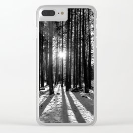 Breach 2 Clear iPhone Case