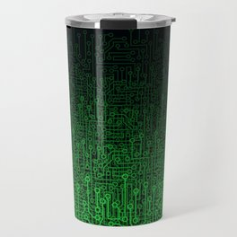 Reboot II GREEN Travel Mug