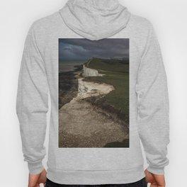 White cliffs of Beachy Head Hoody
