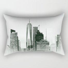 Manhattan 1 Rectangular Pillow