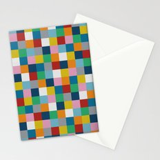 Colour Block #2 Stationery Cards