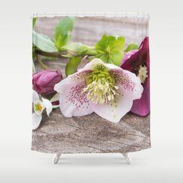 Gifts from the Garden Shower Curtain