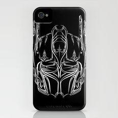 Pinstripe Prime iPhone (4, 4s) Slim Case