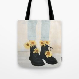 My Boots Tote Bag