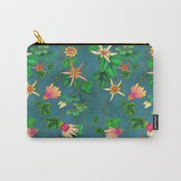 Wild Passionflowers Carry-All Pouch