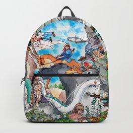 Ghibli Compilation Backpack