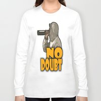 basketball Long Sleeve T-shirts featuring BASKETBALL  by Robleedesigns
