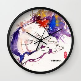 20161019 Libby No 14 Wall Clock