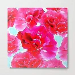 Pink Flower 17 Metal Print