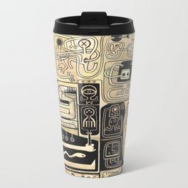 Psychonautes Metal Travel Mug