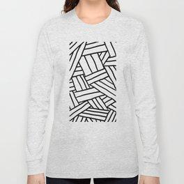 Raw Pattern Series: n.1 Long Sleeve T-shirt