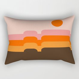 Honey Hills Rectangular Pillow