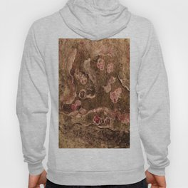 Abstract Textured Hoody
