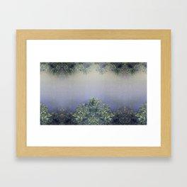 """""""Horizon of lavender"""" Framed Art Print"""