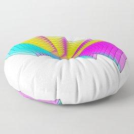 Cubes 4 Floor Pillow