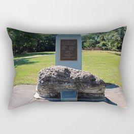 Turkey Foot Rock Rectangular Pillow