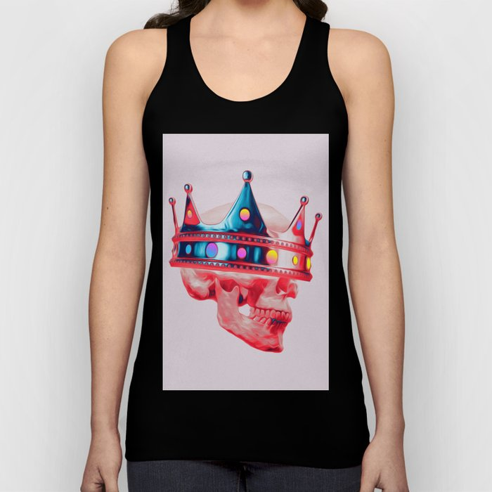 Royal Unisex Tank Top