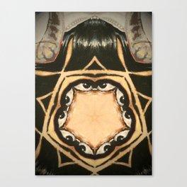 Kaleidoscope P3 Canvas Print