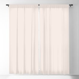 Cello Admiration ~ Cream Blackout Curtain