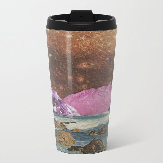 Crystal Callisto Metal Travel Mug