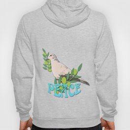 PeaceDove Hoody