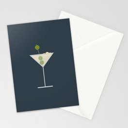 Martini Bianco Stationery Cards