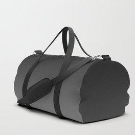Black to White Duffle Bag