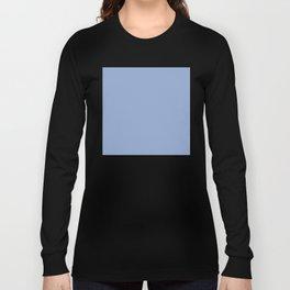 SERENITY PANTONE 15-3919 Long Sleeve T-shirt
