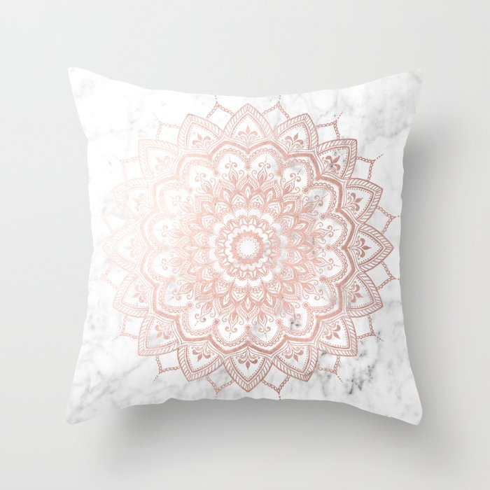 aztec products iris throw gold pillow sky pillows