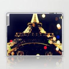 Paris by night Laptop & iPad Skin
