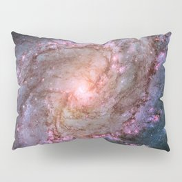 Spiral Galaxy M83 Pillow Sham