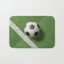 BALLS / Football Bath Mat