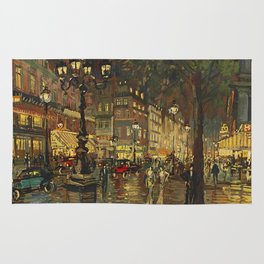 A Night in Paris Rug