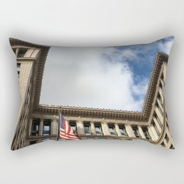Downtown Los Angeles Rectangular Pillow