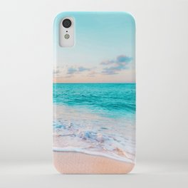 Ocean Bliss #society6 #society6artprint #buyart iPhone Case