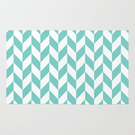 Tiffany Herringbone Pattern Rug