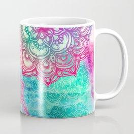 Round & Round the Rainbow Coffee Mug