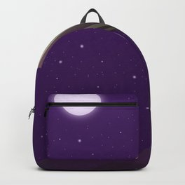 TRAVEL TO THE MOON Backpack