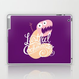 Lustful Cockmonster Laptop & iPad Skin