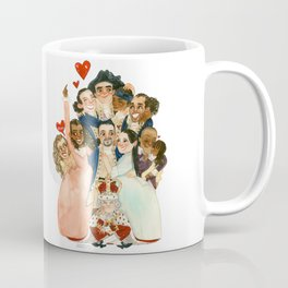 Hamilton Hug Coffee Mug
