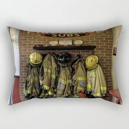Appreciation To Our Heros Rectangular Pillow