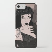art deco iPhone & iPod Cases featuring Art Deco by Krakich