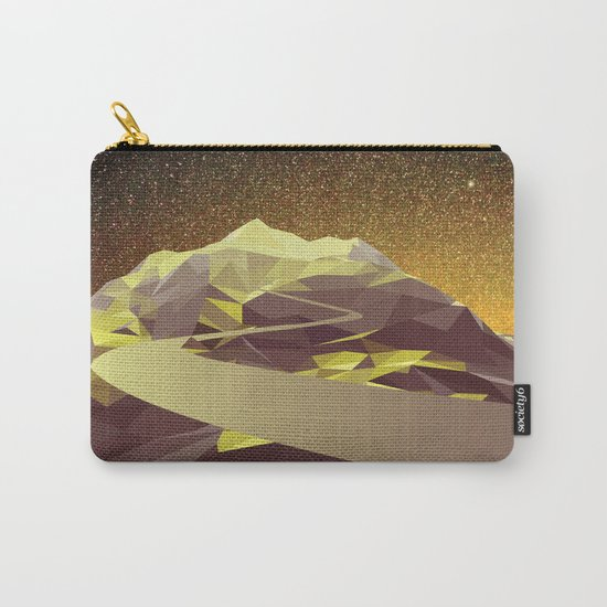 Night Mountains No. 9 Carry-All Pouch