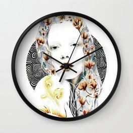 Silent Partner Wall Clock